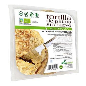 Soria Natural Tortilla de patata sin cebolla bio sin gluten 250 g