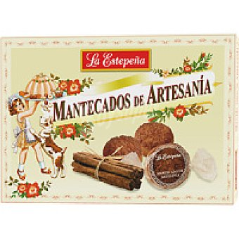 La Estepeña Mantecado artesanía Caja 320 g