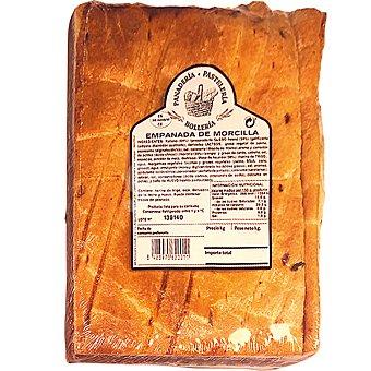 MORCILLA Empanada de hojaldre de pieza 600 g