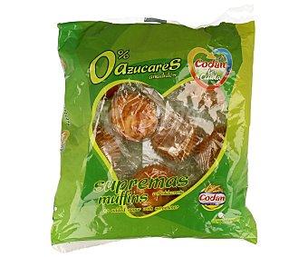 Codan Magdalenas 0% azúcares añadidos Bolsa de 350 g
