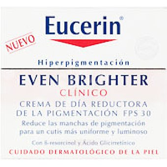 FP30 EUCERIN Even Brighter crema de día Tarro 50 ml