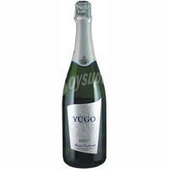 Yugo Vino Espumoso Brut Botella 75 cl