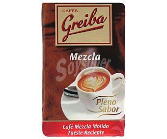 Greiba Café molido mezcla 250 Gramos
