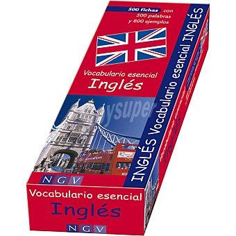 Aprenda Vocabulario. Inglés Vocabulario Esencial