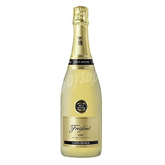 Freixenet Carta nevada - Cava carta nevada brut nature reserva Botella 75 cl