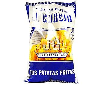 J. GARCÍA Patatas fritas artesanas 200 Gramos