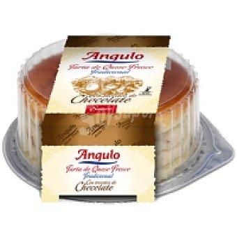 Angulo Tarta de chocolate Tarrina 180 g