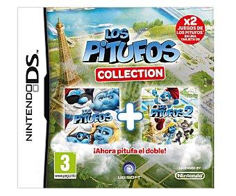 Nintendo DS Los Pitufos 1 y 2 Ds 1 unidad