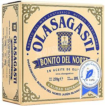Olasagasti Bonito del norte en aceite de oliva Lata 205 g
