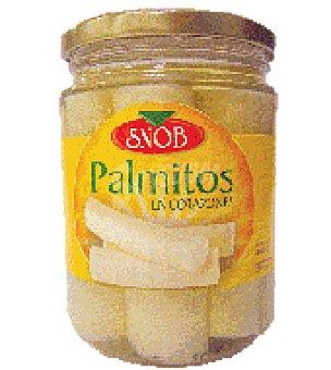 Snob Corazones de palmitos vidrio 440 g