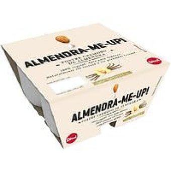 Dhul Postre vegetal de almendra y vainilla  Pack 4 x 100 g