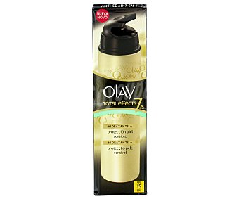 Olay Crema hidratante piel sensible spf15 50 ml
