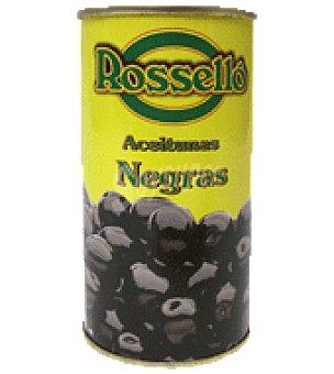 Roselló Aceituna negra 185 g