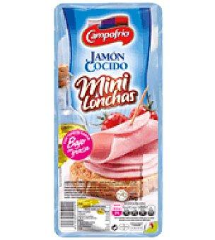 Campofrío Jamón cocido minilonchas 70 g