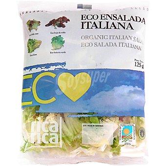 RICA RICA Ensalada italiana ecológica Bolsa 125 g