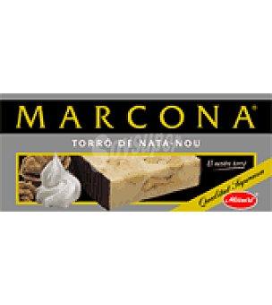 Marcona Turrón nata nuez 300 g