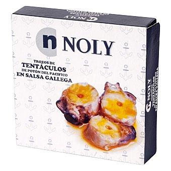 Noly Tacos de pulpo en salsa gallega Lata 72 g neto escurrido
