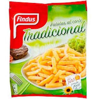 Findus Patatas corte tradicional Bolsa 750 g