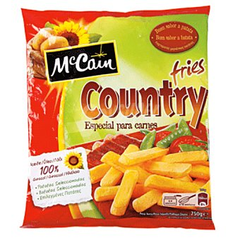 Mc Cain Patatas country fries 750 GR