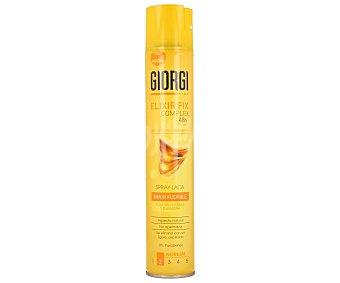 Giorgi Line Laca elixir fix maxi flexible 48h fijación flexible y duradera spray... spray 400 ml