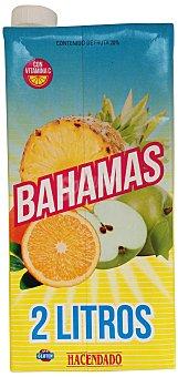 HACENDADO Nectar fruta bahamas Brick 2 litros