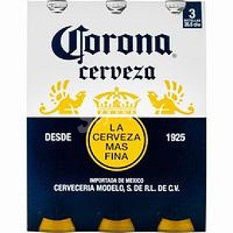 Coronita Cerveza Pack 3x35 cl