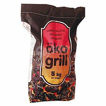 ÖKO GRILL Carbón vegetal Paquete 5 kg
