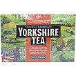 Mezcla de té negro 40 unidades caja 125 g 40 unidades 125 g Yorkshire tea