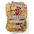 Regañas artesanas elaboradas con aceite de oliva virgen extra bolsa 200 g bolsa 200 g Castillo de Moriles