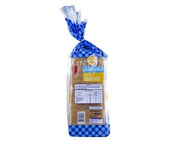 Auchan Pan de molde especial tostadas 800 gramos