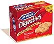 Digestive Original galletas de trigo  estuche 800 g McVities