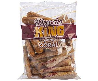 Coral Bizcocho king 300 gramos