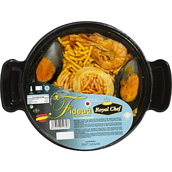 Royal chef Fideuá de marisco paquete 350 g