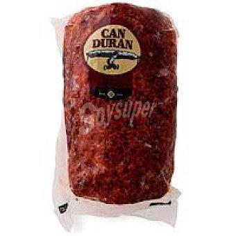 Can Duran Pastel de carne con pimienta Bandeja 1,2 kg