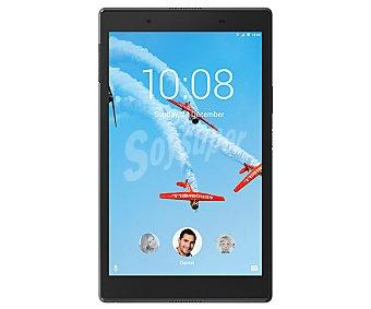 "Lenovo Tablet de 20,32 cm (8"") Tab 4 TB-8504F, Quad Core, 2GB Ram, 16GB, microsd, cámara frontal y trasera, Android 7.1 Quad Core, 2GB Ram, 16GB, microsd, cámara frontal y trasera, Android 7.1"
