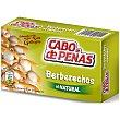 Berberechos al natural Lata 63 g Cabo de Peñas