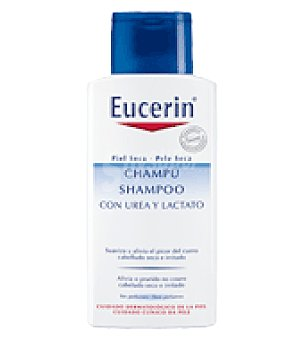 Eucerin Champu para cueros cabelludos secos. 200 ml
