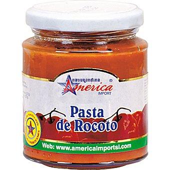 America import Pasta de rocoto Frasco 205 g