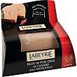 Bloc de foie gras de pato con trozos  envase 190 g Labeyrie