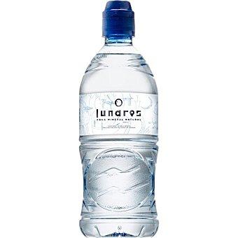 Lunares Agua mineral natural Botella 75 cl