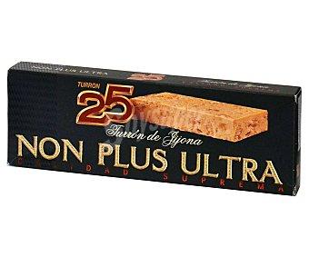 Veinticinco Turrón blando Jijona non plus ultra Tableta 400 g