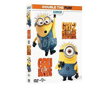 Ceys Gru + Gru 2, Pack