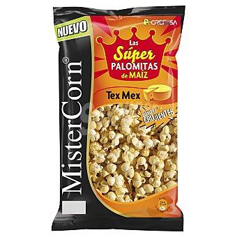 GREFUSA MISTER CORN Palomitas sabor Tex Mex  Bolsa de 90 g