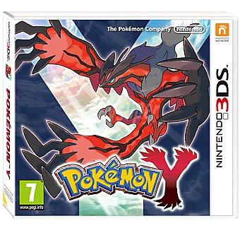 NINTENDO Videojuego Pokemon Y para 3DS 1 Unidad