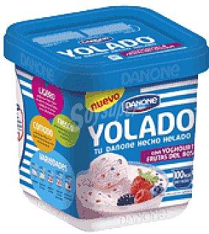 Yolado Danone Yogur frutas del bosque Yolado 313 g