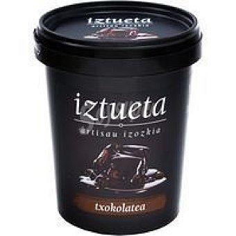 Iztueta Helado de chocolate Tarrina 500 g