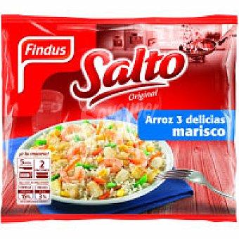Findus Arroz 3 delicias marisco Salto 500 GRS