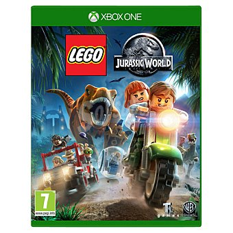 XBOX ONE Videojuego Lego Jurassic World para Xbox One