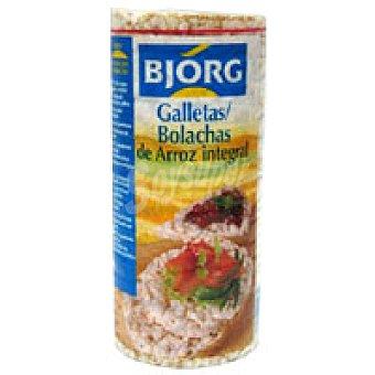 Bjorg Galletas arroz integral bio Paquete 130 g