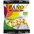 Nueces de macadamia ecológicas bolsa 90 g Bolsa 90 g Paño Naturae